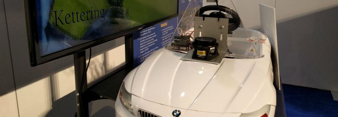 Small Scale Autonomous Vehicle Test Platform